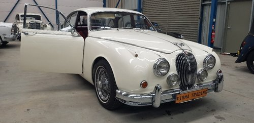 1961 JAGUAR Mark 2 MK2 MKII 3.8 Litre by Firma Trading Class For Sale (picture 6 of 6)