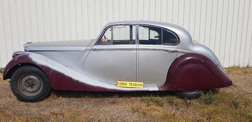 1950 Jaguar MK V / MK5 Restoration Project Firma Trading  SOLD (picture 3 of 6)