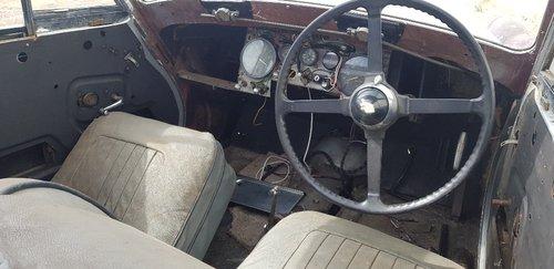 1950 Jaguar MK V / MK5 Restoration Project Firma Trading  SOLD (picture 4 of 6)