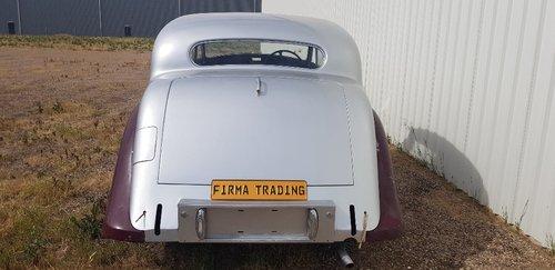 1950 Jaguar MK V / MK5 Restoration Project Firma Trading  SOLD (picture 5 of 6)