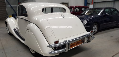 1950 Jaguar MK V / MK5 Ex Wedding Car by Firma Australia SOLD (picture 2 of 6)