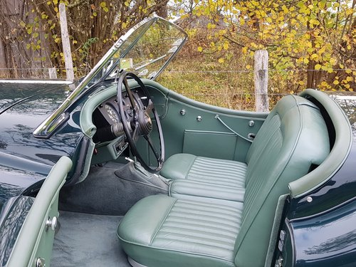 1956 Jaguar XK 140 OTS, completely restored For Sale (picture 3 of 6)