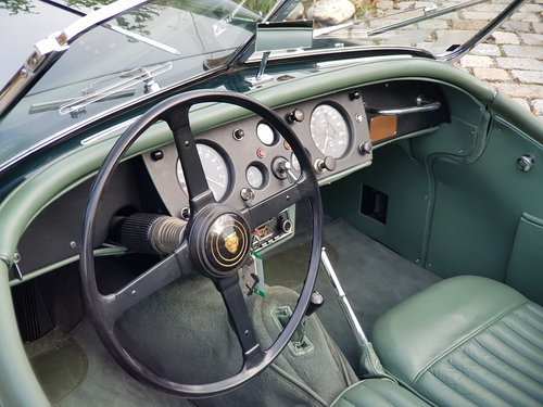 1956 Jaguar XK 140 OTS, completely restored For Sale (picture 6 of 6)