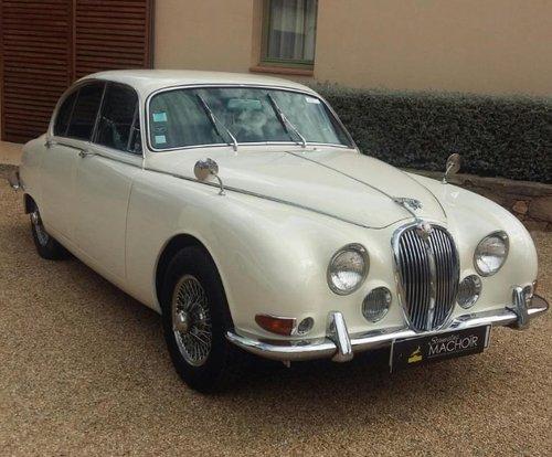 1965  Jaguar 3.8L S SOLD by Auction (picture 1 of 1)