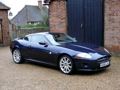 2006 Jaguar XK 4.2 V8 Coupe  For Sale (picture 1 of 6)