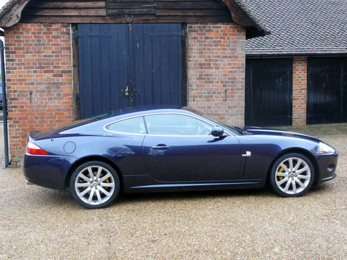 2006 Jaguar XK 4.2 V8 Coupe  For Sale (picture 2 of 6)