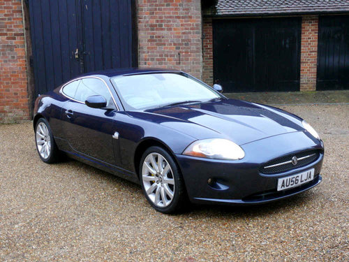 2006 Jaguar XK 4.2 V8 Coupe  For Sale (picture 3 of 6)
