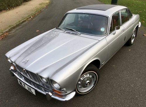 1973 Jaguar XJ6 Series One  SWB/ MOD SOLD (picture 1 of 6)