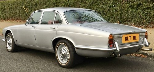 1973 Jaguar XJ6 Series One  SWB/ MOD SOLD (picture 4 of 6)