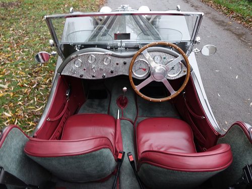 Suffolk SS100 Jaguar 4.2 - 33000 miles only  For Sale (picture 4 of 6)