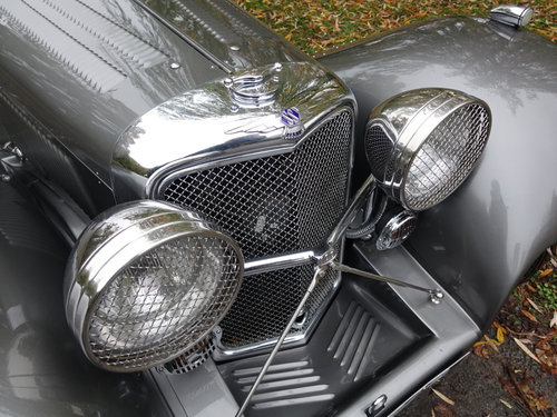 Suffolk SS100 Jaguar 4.2 - 33000 miles only  For Sale (picture 5 of 6)