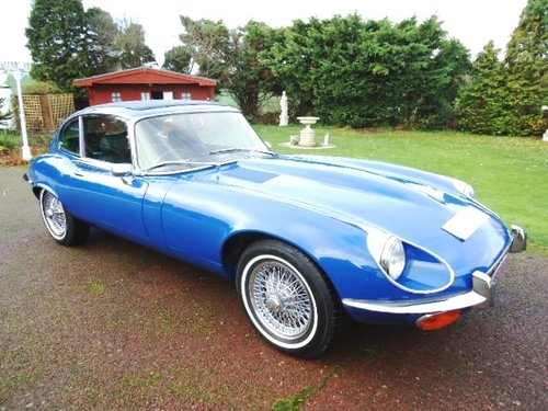 E Type 2+2   V12  1973     For Sale (picture 1 of 6)