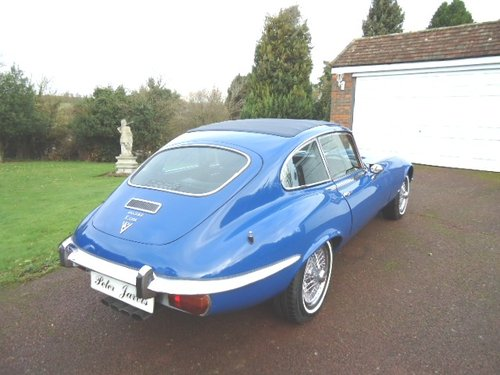 E Type 2+2   V12  1973     For Sale (picture 2 of 6)