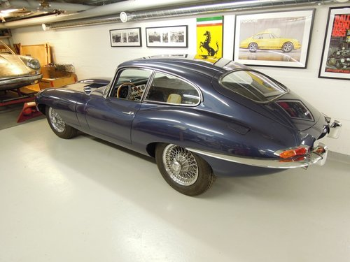 1963 E-type Series One 3.8 Coupé LHD For Sale (picture 2 of 6)