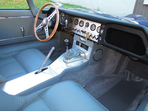1963 E-type Series One 3.8 Coupé LHD For Sale (picture 4 of 6)