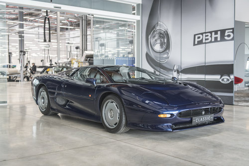 1994 Jaguar XJ220  SOLD (picture 1 of 6)