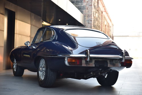 1969 Jaguar E-Type 4.2L Series II (Manual Coupe) SOLD (picture 3 of 6)