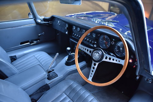 1969 Jaguar E-Type 4.2L Series II (Manual Coupe) SOLD (picture 4 of 6)