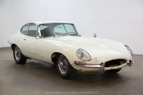 1966 Jaguar XKE Series I Fixed Head Coupe For Sale (picture 1 of 6)