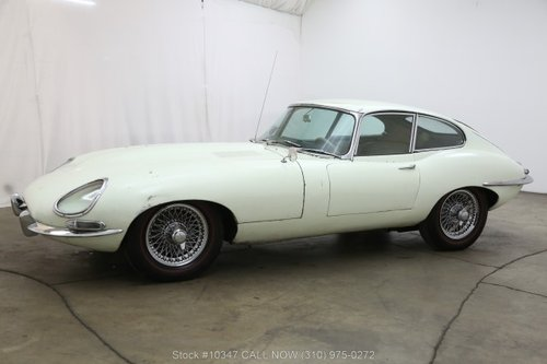 1966 Jaguar XKE Series I Fixed Head Coupe For Sale (picture 3 of 6)