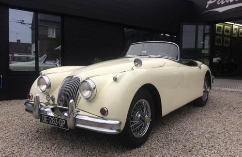 1959 Jaguar XK150 roadster  For Sale (picture 2 of 5)