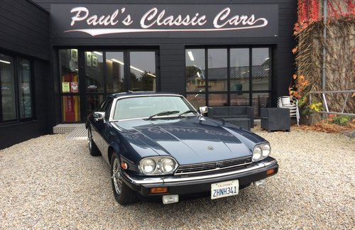 1988 Jaguar XJS V12 For Sale (picture 1 of 5)