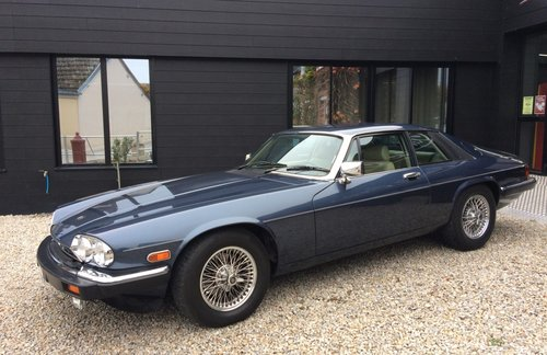 1988 Jaguar XJS V12 For Sale (picture 2 of 5)