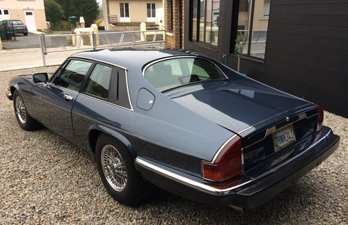 1988 Jaguar XJS V12 For Sale (picture 3 of 5)