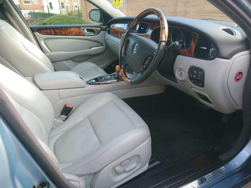 2004 Jaguar XJ6 3.0 X350 (Sat Nav, heated seats) For Sale (picture 3 of 6)