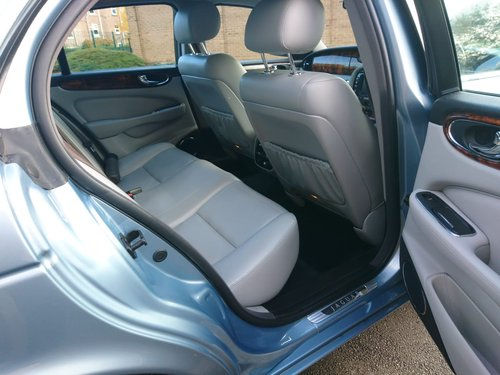 2004 Jaguar XJ6 3.0 X350 (Sat Nav, heated seats) For Sale (picture 6 of 6)