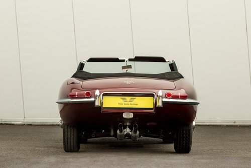 1968 Jaguar E-Type Series 1.5 LHD Roadster For Sale (picture 4 of 6)