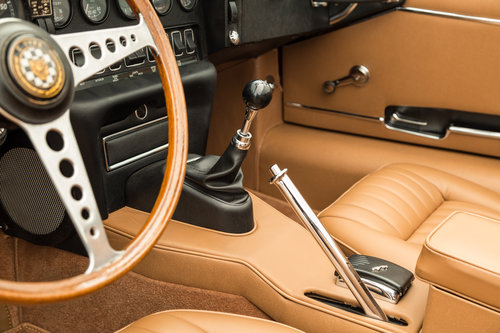 1968 Jaguar E-Type Series 1.5 LHD Roadster For Sale (picture 6 of 6)