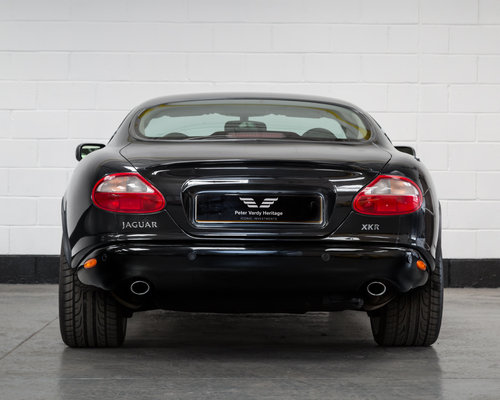 2000 JAGUAR XKR Supercharged Coupe-Outstanding History For Sale (picture 3 of 6)