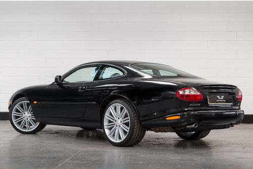 2000 JAGUAR XKR Supercharged Coupe-Outstanding History For Sale (picture 5 of 6)