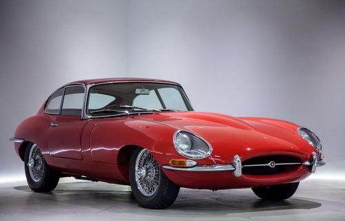 Jaguar E Type For Sale (picture 1 of 6)