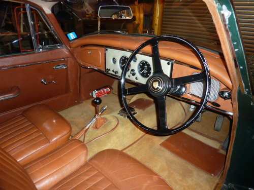 1960 XK150 3.8 Fixed Head Coupe Similar to 'S' specification For Sale (picture 5 of 6)