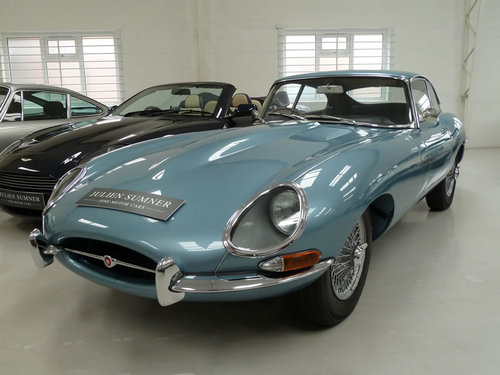 1965 Jaguar 4.2 Coupe SOLD (picture 1 of 6)