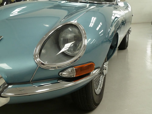 1965 Jaguar 4.2 Coupe SOLD (picture 3 of 6)