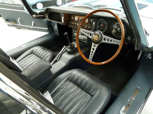 1965 Jaguar 4.2 Coupe SOLD (picture 5 of 6)