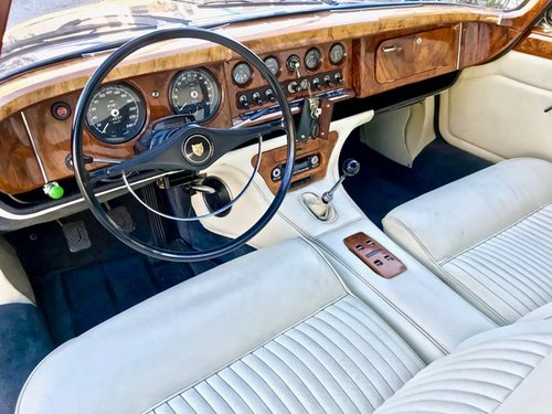 1963 Jaguar - Mark X 3.8	 For Sale (picture 5 of 6)