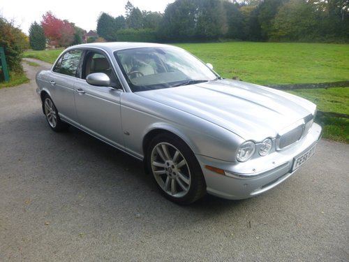 2006 (56) Jaguar XJ TDVi Soveriegn For Sale (picture 1 of 6)