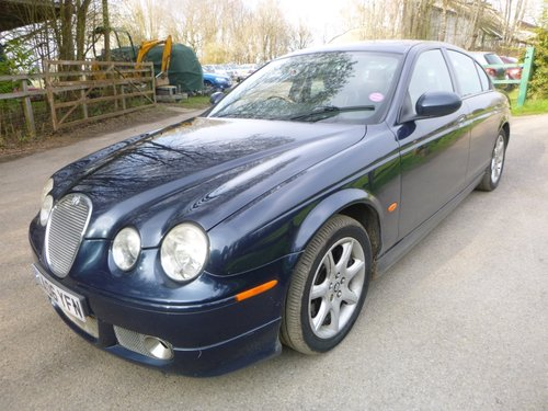 2006 (06) Jaguar S-Type 2.7D V6 Manual For Sale (picture 2 of 6)
