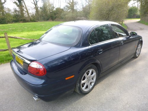 2006 (06) Jaguar S-Type 2.7D V6 Manual For Sale (picture 3 of 6)