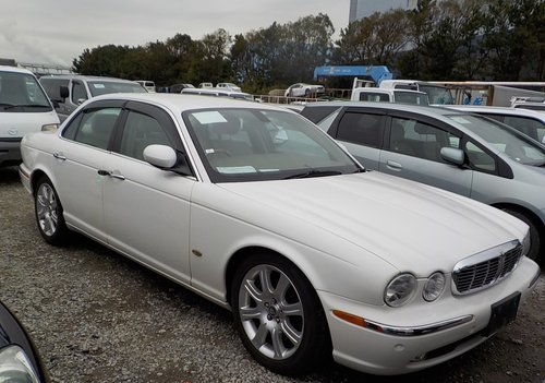2006 JAGUAR XJ8 3.0 EXECUTIVE WITH LEATHER INTERIOR  For Sale (picture 1 of 6)