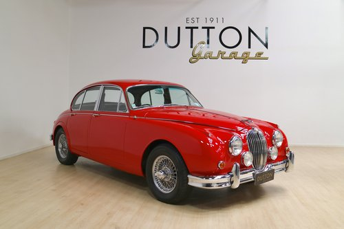 1961 Jaguar MK2 (Car in NZ) For Sale (picture 1 of 6)
