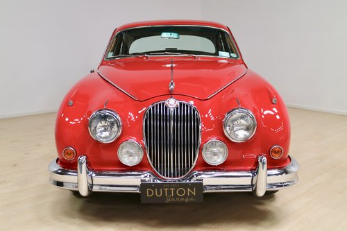 1961 Jaguar MK2 (Car in NZ) For Sale (picture 2 of 6)