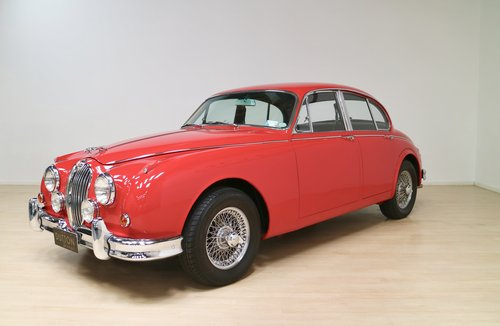 1961 Jaguar MK2 (Car in NZ) For Sale (picture 3 of 6)