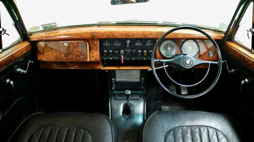 1961 Jaguar MK2 (Car in NZ) For Sale (picture 5 of 6)