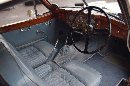 1955 White Jaguar XK140 FHC  For Sale (picture 4 of 6)