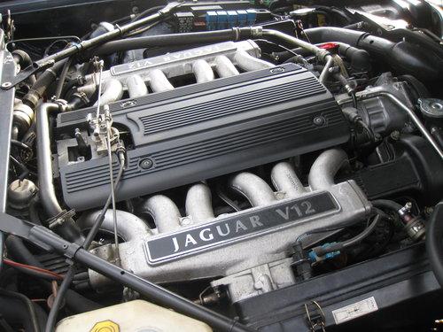 1993 Rare 6 Litre V12 Jaguar XJS Convertible.  For Sale (picture 4 of 6)